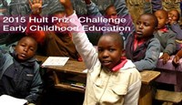 Hult Prize (2015) Early Childhood Education showing children in a classroom