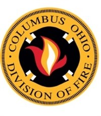 Columbus Ohio Division of Fire seal