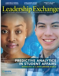 Leadership Exchange Winter 2017 edition cover
