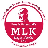 MLK Day of Service 2014