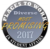 Most Promising Places to Work in Student Affairs 2017