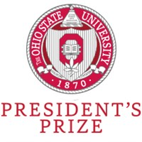 President's Prize below the official seal of The Ohio State University