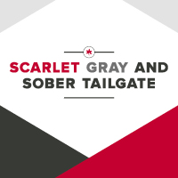 Scarlet Gray and Sober Tailgate